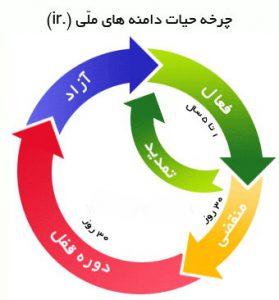 چرخه دامنه ملی